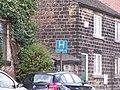 Hospital Sign on Worral Road, Middlewood - geograph.org.uk - 746210.jpg