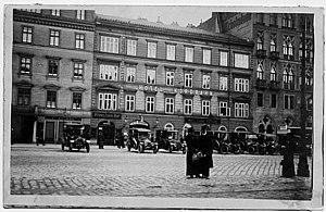 Austria Classic Hotel Wien - Image: Hotel Nordbahn historische Ansicht