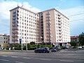 Hotel Solidarita - Fortuna City, přes Černokosteleckou.jpg
