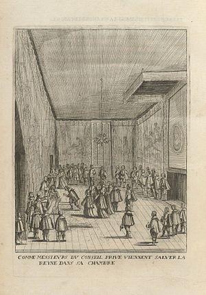 Jean Puget de la Serre - Histoire de l'entree de la reyne mere du roy tres-Chrestien, dans la Grande-Bretaigne, 1639