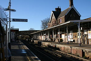 Hounslow railway station - Image: Hounslow Railway Station