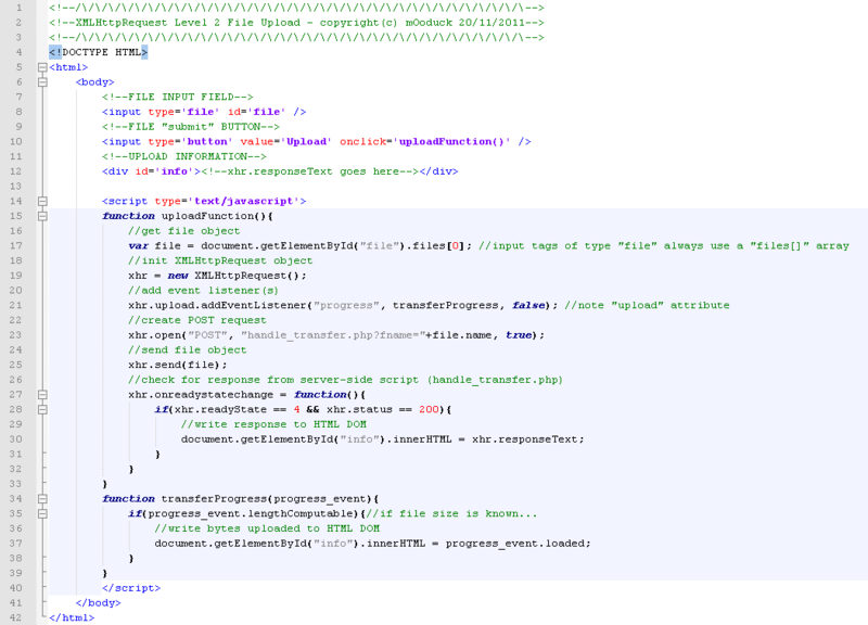 File:Html basic xhr file EXAMPLE.png Description English: Html basic xhr file EXAMPLE Date13 December 2017 SourceOwn work AuthorRohan4.kr