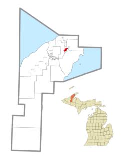 Hubbell, Michigan Census-designated place & unincorporated community in Michigan, United States