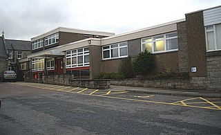 Jubilee Hospital, Huntly Hospital in Scotland