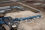 Huntsville International Airport Aerial (34212449626).jpg