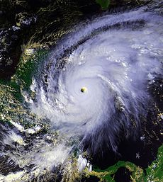 Ouragan Mitch, le 26 octobre 1998 à 21:45 GMT