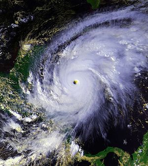 Hurricane Mitch - Image: Hurricane Mitch 1998 oct 26 2028Z