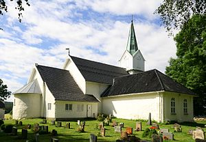 Hurum - Hurum Church