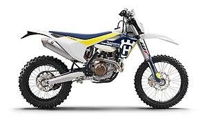 Husqvarna Motorcycles - FE 450