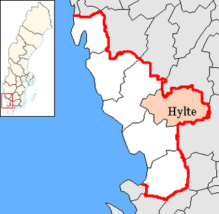 Hylte Municipality Municipality in Halland County, Sweden