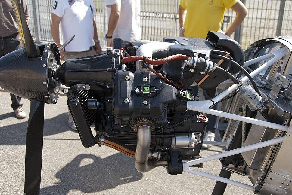 ICP M09 Aviation Engine