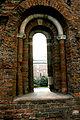 IMG 5224 - Milano - P.zza Missori - S. Giovanni in Conca - Monofora - Foto Giovanni Dall'Orto - 17-Feb-2007.jpg