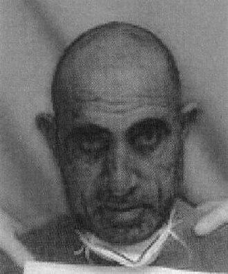 Haji Ghalib - Glalib's official Guantanamo identity photo