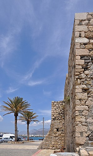 Ierapetra - View of the old Venetian fortress