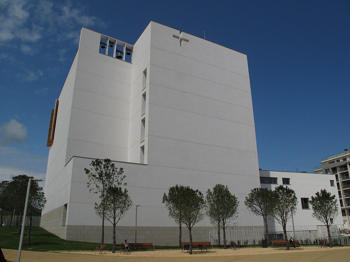 Iglesia de iesu wikipedia la enciclopedia libre for Biblioteca iglesia madrid