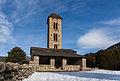 Iglesia de San Miguel de Engolasters, Engolasters, Andorra, 2013-12-30, DD 04.JPG