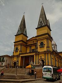 Iglesia de Santo Domingo, Santo Domingo.JPG
