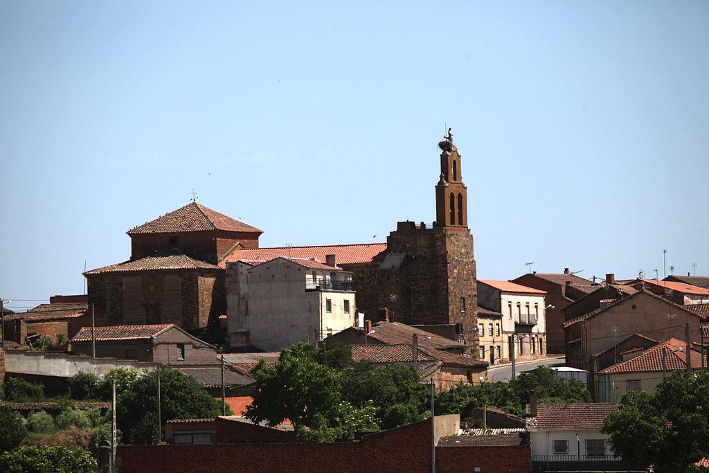 Iglesia de Santovenia.