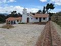 Iglesia en Pueblito Antiguo en Reserva Natural Lago de Tota. Cuítiva - Boyacá - panoramio.jpg
