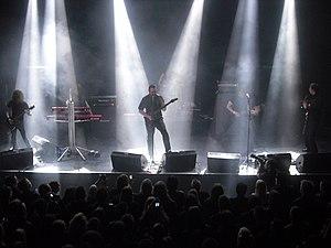Inferno Metal Festival - Image: Ihsahn live Infernofestival 2010