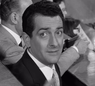 Riccardo Garrone (actor) - Garrone in The Most Wonderful Moment (1957)