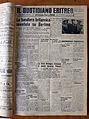 Il quotidiano eritreo, 7 luglio 1945, fine della guierra in germania con presa di berlino.JPG