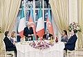 Ilham Aliyev hosted official reception in honor of Italian President Sergio Mattarella 2.jpg