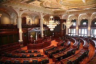 Parlamente der Bundesstaaten der USA