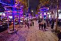 Illuminations de l'avenue des Champs-Élysées, 14 déc 2013.jpg