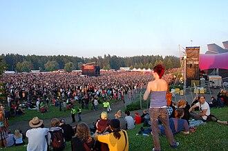 Ilosaarirock - Image: Ilosaarirock Festival 2007