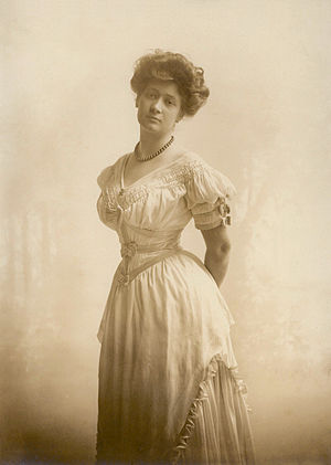 Ima Hogg - Ima Hogg, ca. 1900