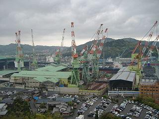 Imabari Shipbuilding Japanese shipbuilder