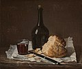 Imitator of Chardin - Still Life with Bottle, Glass and Loaf, NG1258.jpg