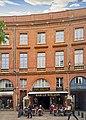 Immeuble, 4 place du Président Thomas Wilson, Toulouse.jpg