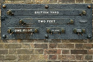 Yard Unit of length