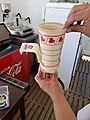 In-n-Out Burger Sweethart cup and cup holder.jpg