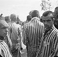 In het strafkamp te Vught, zijn 7000 Nederlandse collaborateurs en landverraders, Bestanddeelnr 900-4285.jpg