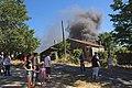 Incendio forestal en Bertamirans - 7 de agosto de 2016 - 06.jpg
