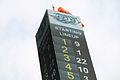 Indianapolis Motor Speedway pylon - 2015 Indianapolis Speedway - Stierch.jpg