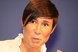Ine Marie Eriksen Soreide 2009.jpg