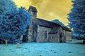 Infrared HDR St Mary's church Battisford Suffolk (3334826539).jpg
