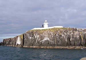 Leuchtturm Inner Farne Lighthouse