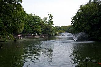 Musashino, Tokyo - Inokashira Park