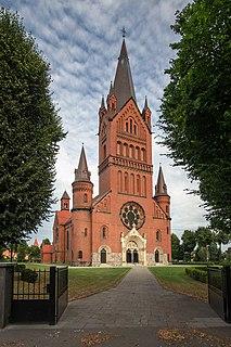 Inowrocław Place in Kuyavian-Pomeranian Voivodeship, Poland