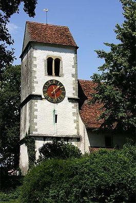 Swiss Reformed Church in Ins