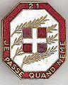 Insigne du 21e régiment d'infanterie..jpg