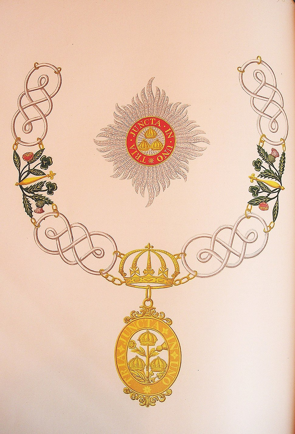 Insignia of Civil GCB