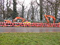 Installation of new water main on Arrowe Park Road, Wirral (2).JPG