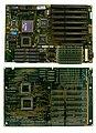 Intel i486DX-33 Motherboard Front-Back.jpg