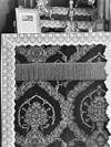 interieur detail antependium - culemborg - 20051643 - rce